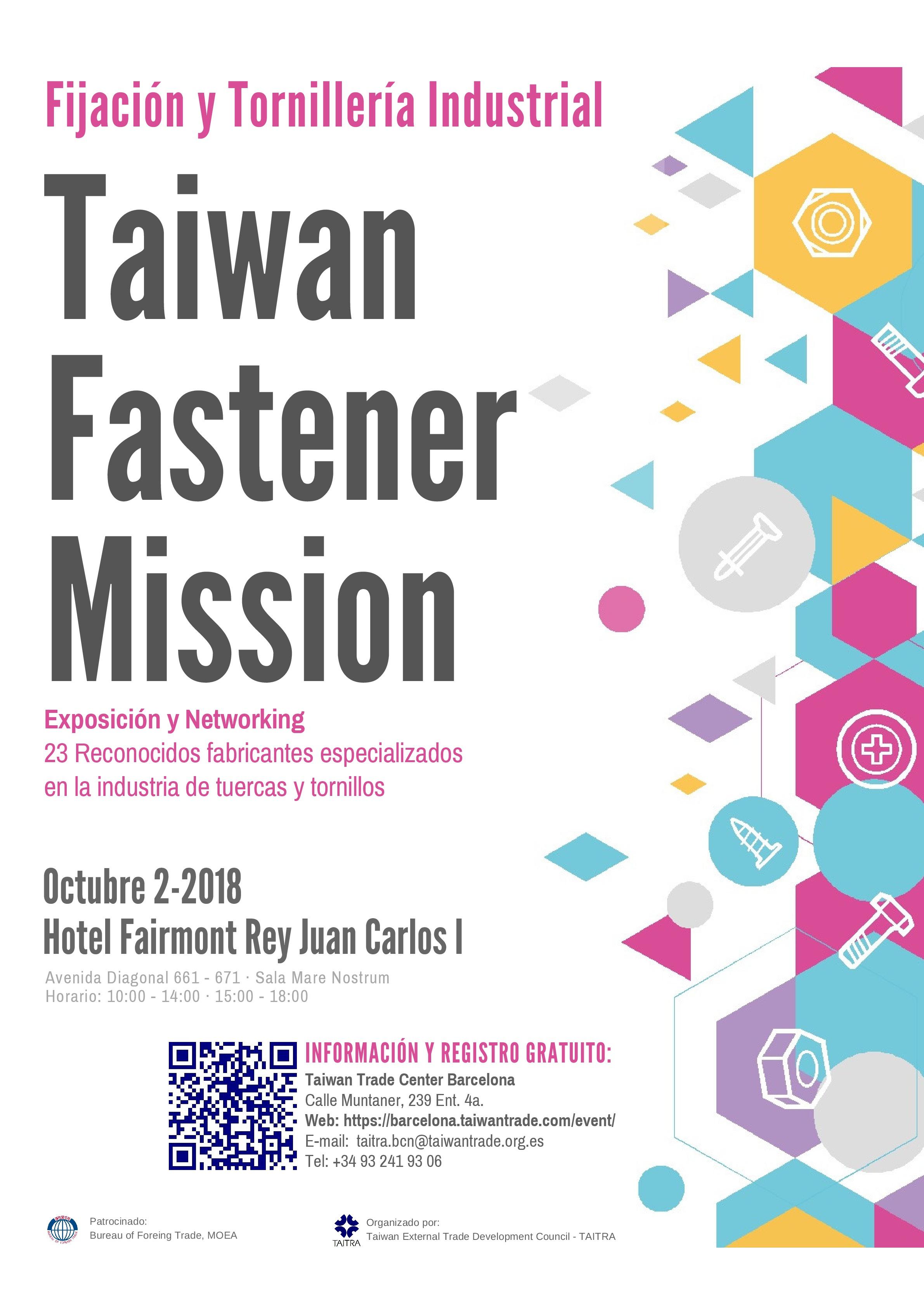 TAIWAN TRADE MISSION